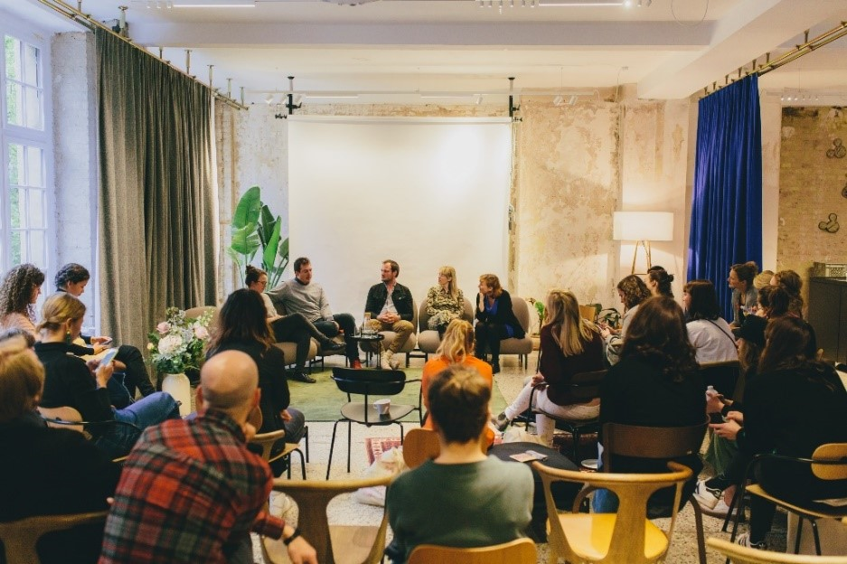 "i+m NATURKOSMETIK Presse- und Bloggerevent ""GREEN WASHING STATT GREENWASHING"", 16.05.19"