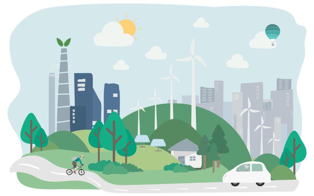 """Vortrag von Henning Wilts auf der Ringvorlesung """"Energie, Umwelt & Nachhaltigkeit"""", FernUniversität in Hagen Wintersemester 2019 / 2020"""