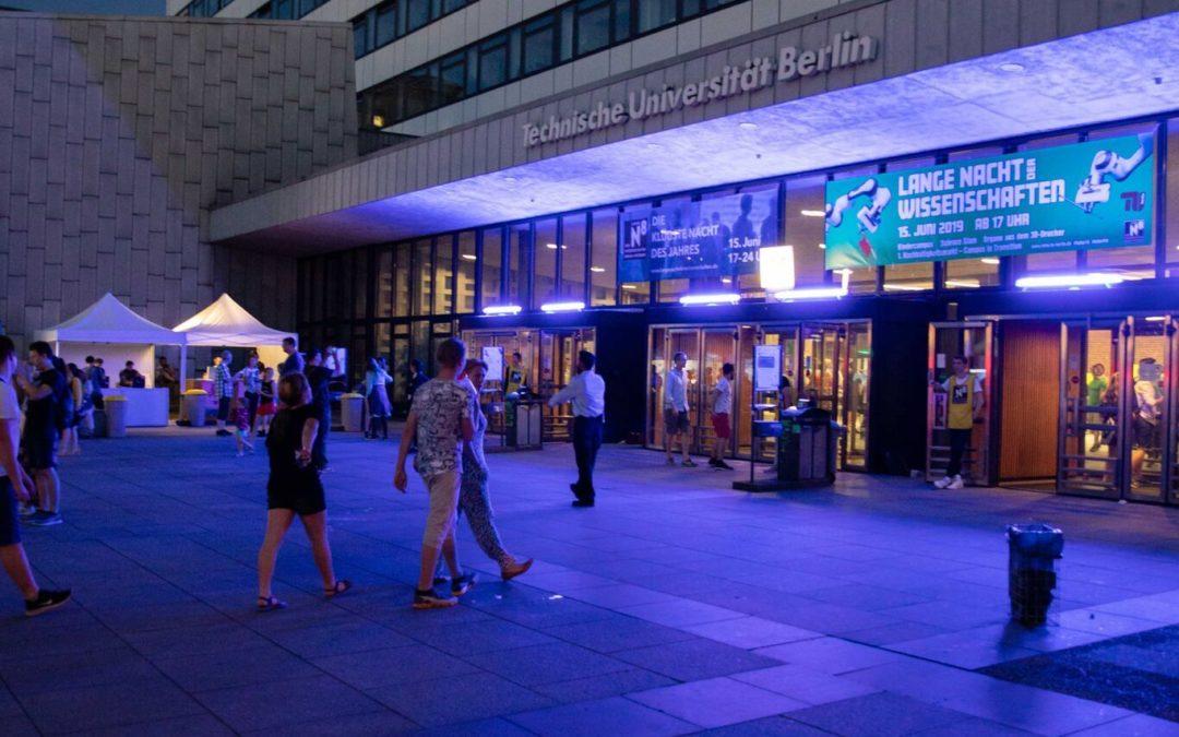 """ABGESAGT: """"Coffee to go, Pizza und Sushi ins Haus – wie kann der tägliche Verpackungsmüll vermieden werden?"""", Vortrag von Dr. Elisabeth Süßbauer auf der Langen Nacht der Wissenschaften (6. Juni 2020, TU Berlin)"""