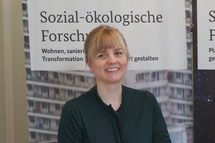"""""""Precycling vor Recycling schützt Ressourcen"""" Elisabeth Süßbauer im Porträt bei """"Köpfe der Zukunft"""""""