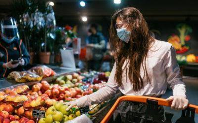"""""""Lebensmittel und Verpackungen im Alltag – was sich durch Corona ändert"""" Unser Beitrag zur Mini-Konferenz """"Corona und Nachhaltigkeit"""", 29.10.2020"""