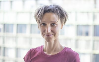 Neue Gastwissenschaftlerin: Lina Katan