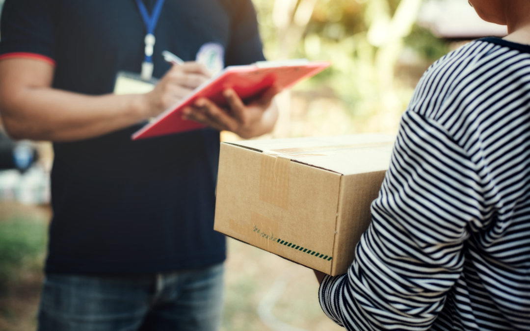 """""""Black Friday: Nachhaltiger online shoppen für weniger Verpackungsmüll"""" Elisabeth Süßbauer im Beitrag von Deutschlandfunk Nova, 26.11.2020"""