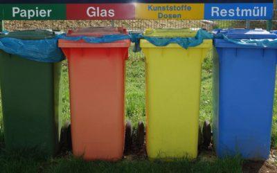 Umfrage zum Abfalltrennverhalten von Verbraucher*innen